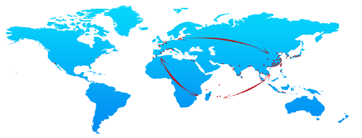 Map RSEA